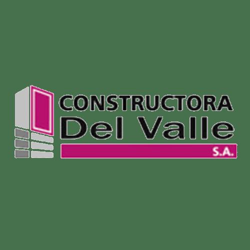 Logo Constructora Del Valle